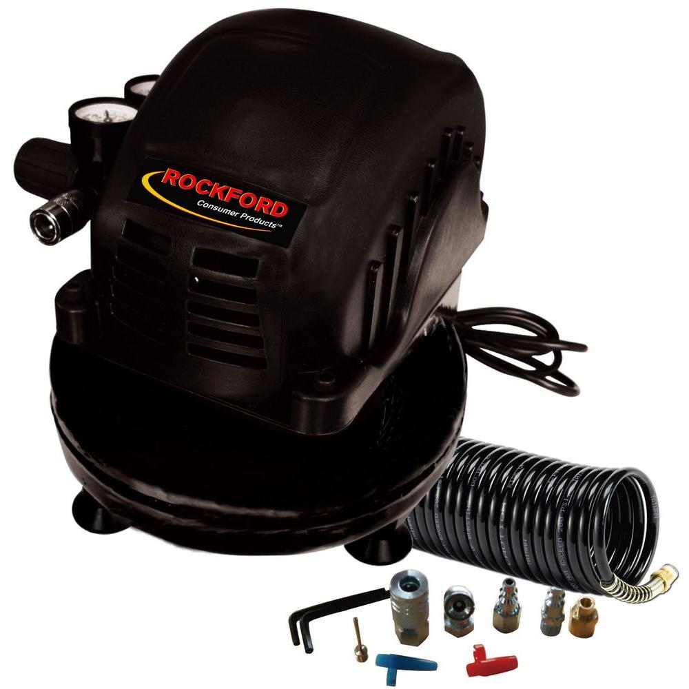 Rockford 1 Gal. Electric Air Compressor