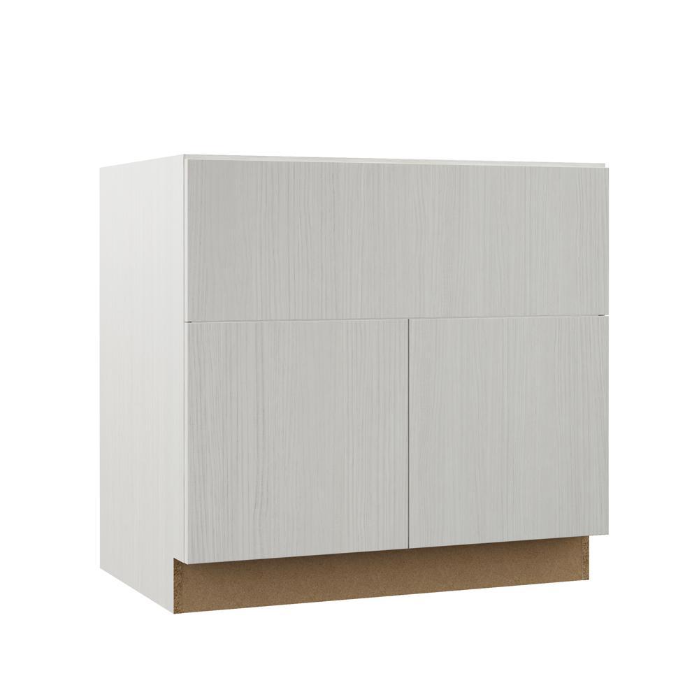 Home Depot Kitchen Sink Cabinet: Hampton Bay Designer Series Edgeley Assembled 36x34.5x23