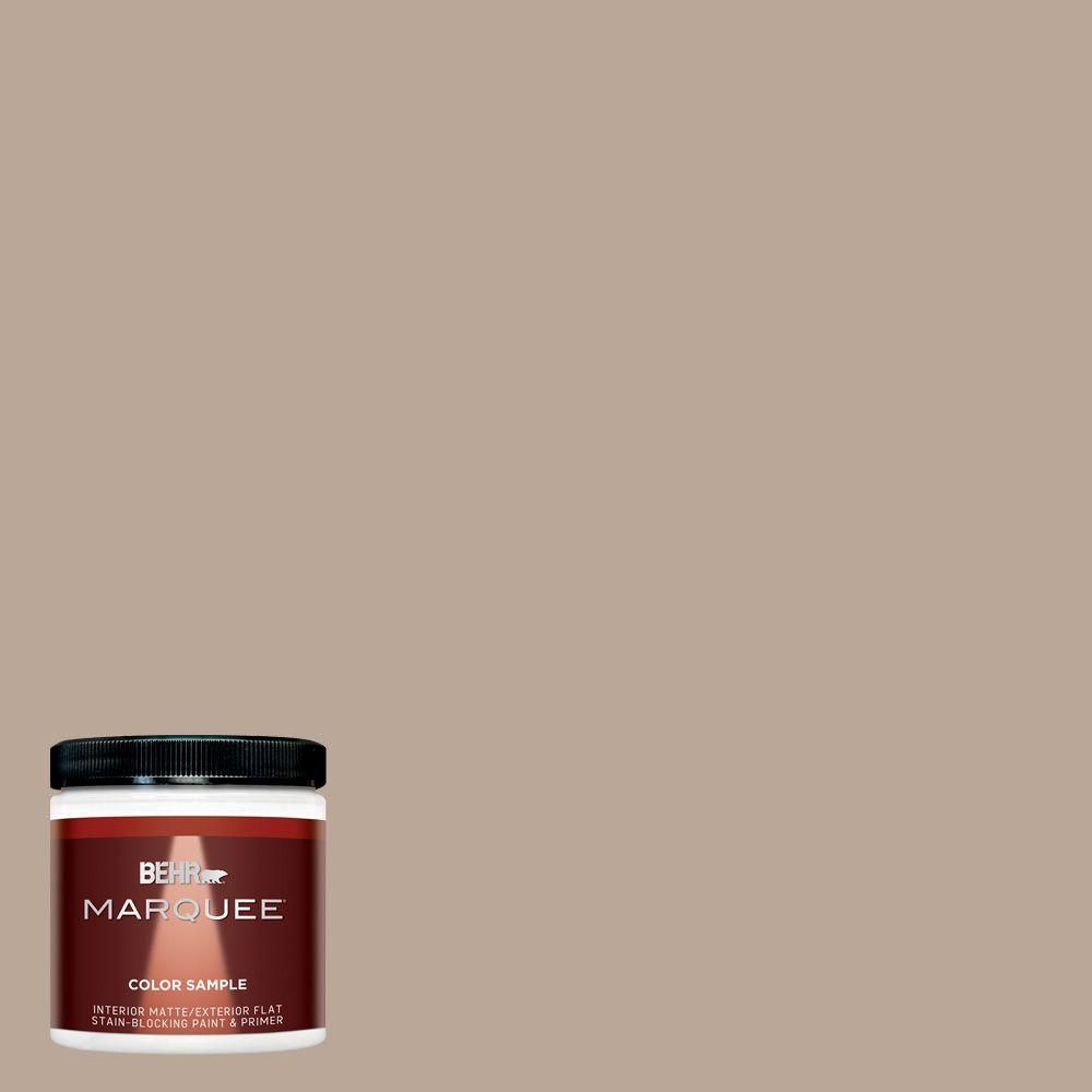 8 oz. #MQ2-37 Eiffel For You Matte Interior/Exterior Paint and Primer