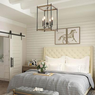 Farmhouse Pendant Lights Lighting The Home Depot
