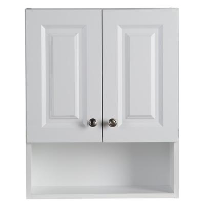 Lancaster 20.5 in. W Wall Cabinet in White