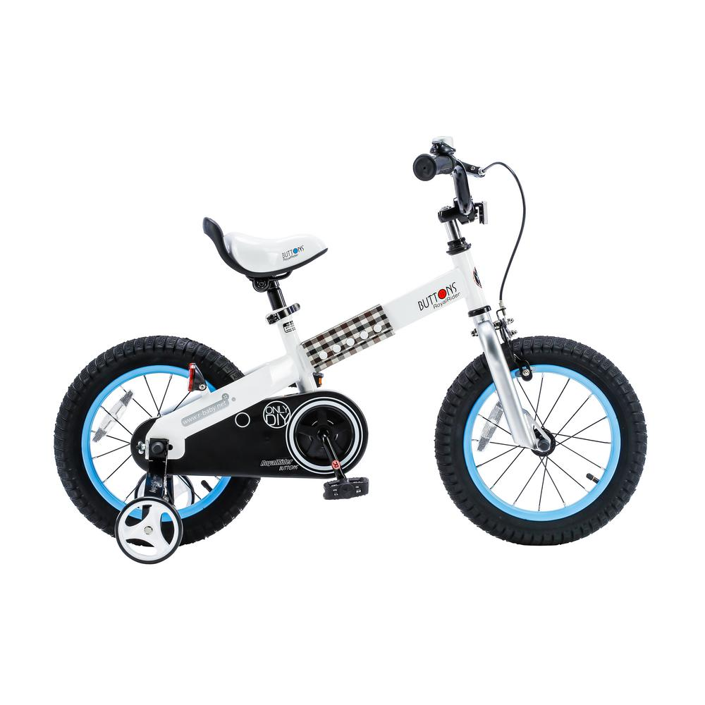 Buttons Kid's Bike, Boy's Bikes and Girl's Bikes with Tra...
