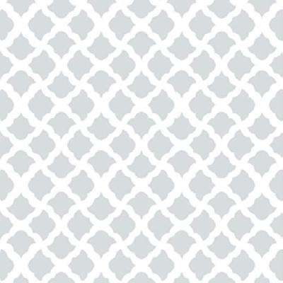 Creative Covering 18 in. x 20 ft. Talisman Glacier Gray Self-Adhesive Vinyl Drawer and Shelf Liner (6-Rolls)