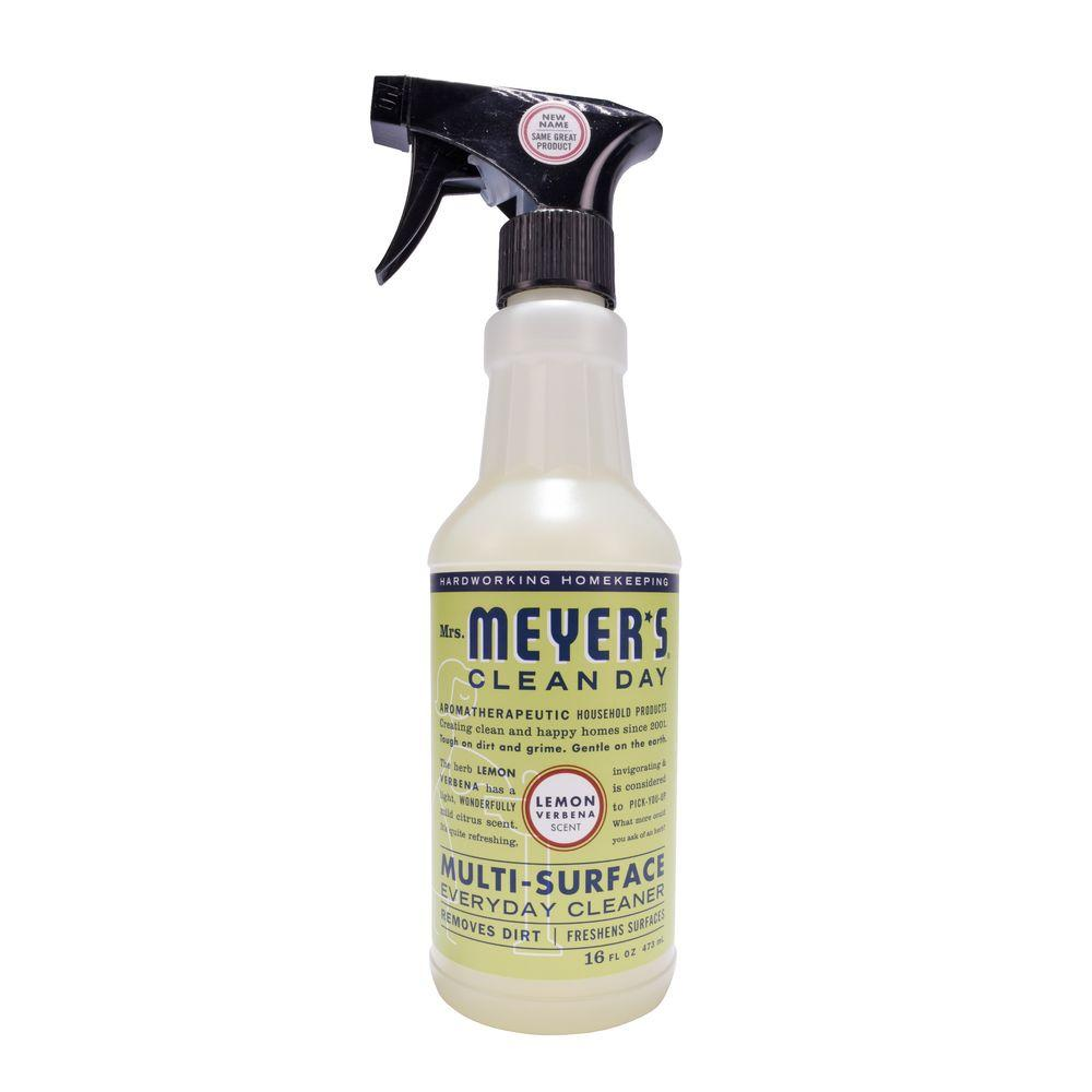 16 oz. Lemon Verbena Multi-Surface Cleaner