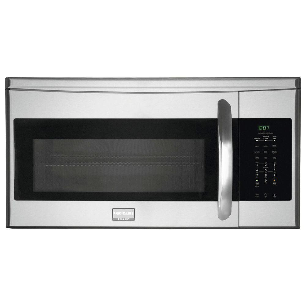 Frigidaire Gallery 1 5 Cu Ft Over The Range Convection