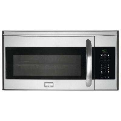 1.5 cu. ft. Over the Range Convection Microwave in Stainless Steel
