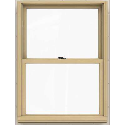 29.375 in. x 40.5 in. W-2500 Double Hung Wood Window