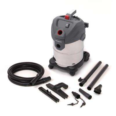 4.0 Gal. Wet/Dry Vac with 7 ft. Hose and Detachable Nozzles