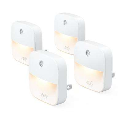 Eufy Lumi White LED Plug-In Night Light (4-Pack)