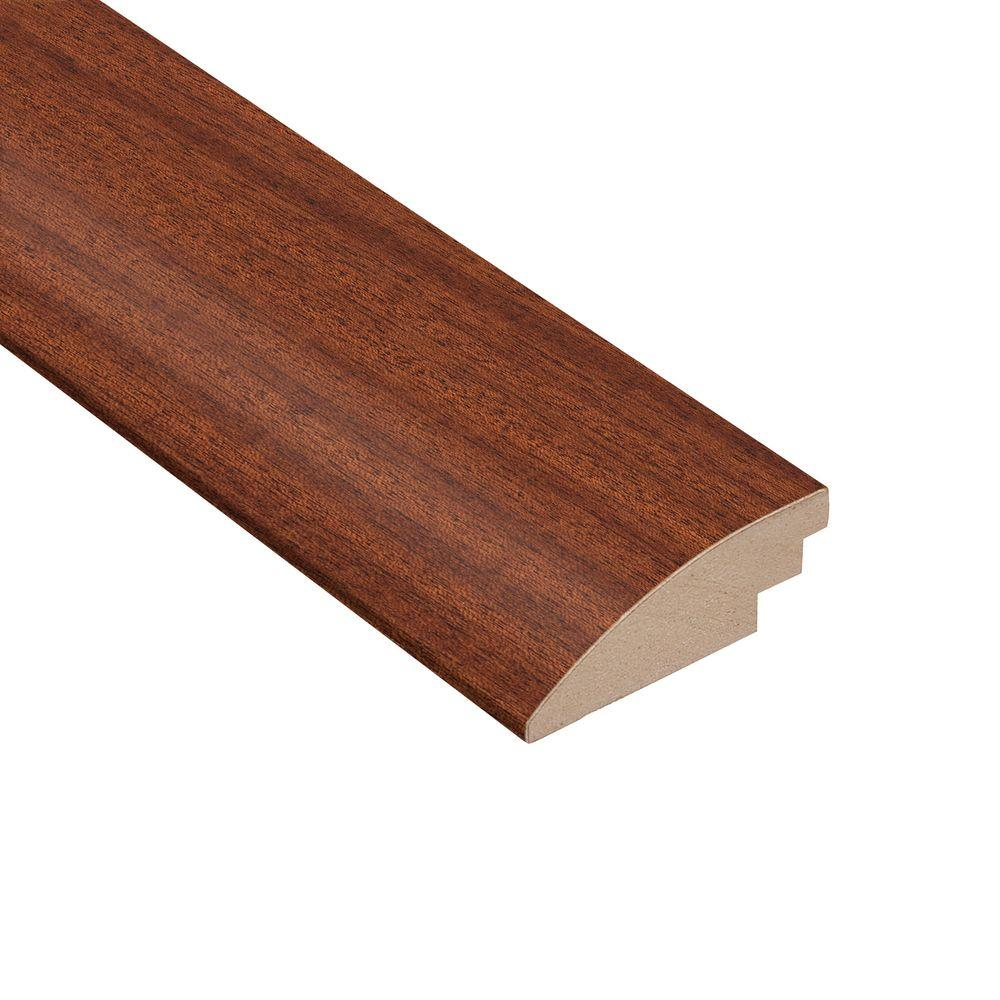 Matte Bailey Mahogany 3/8 in. Thick x 2 in. Wide x