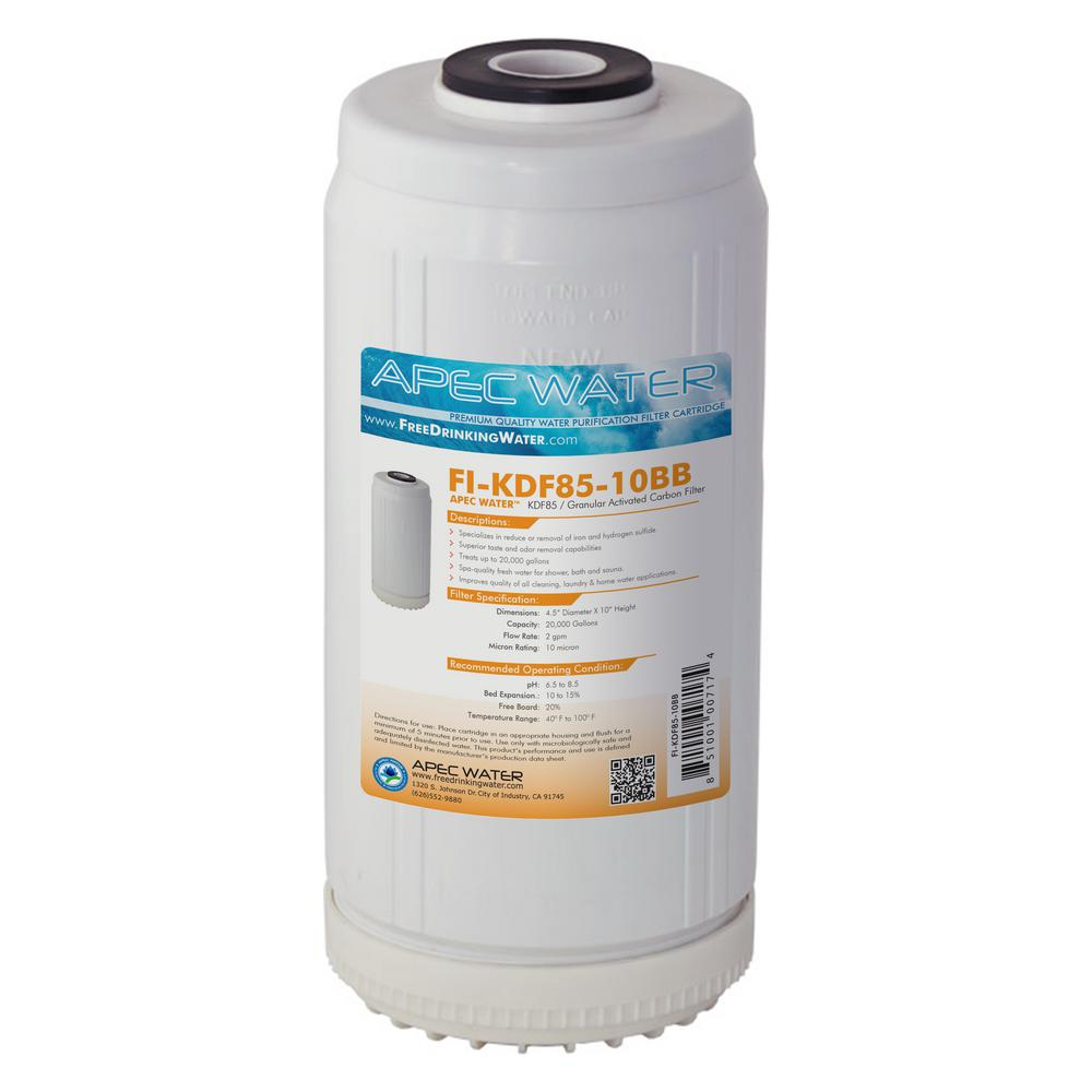 Apec Water Systems 10 In Whole House Replacement Water