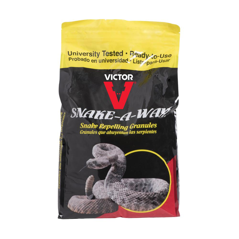 Victor Snake-A-Way 10 lbs. Snake Repelling Granules