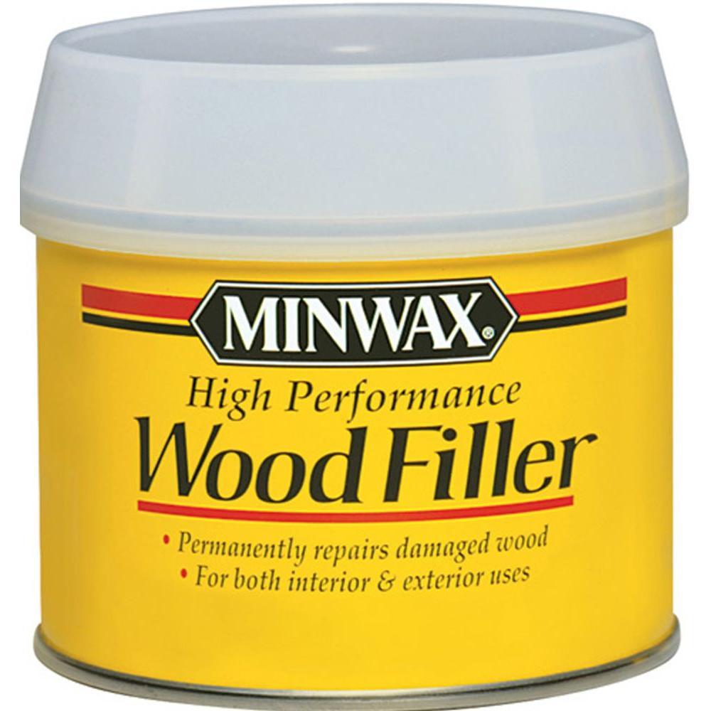 12 oz. High-Performance Wood Filler (6-Pack)