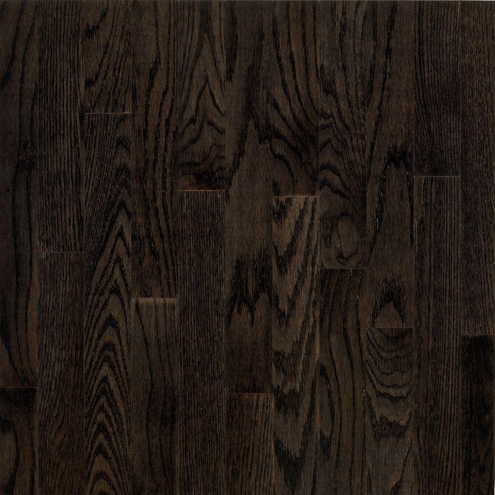 American Originals Flint Oak 3/8 in. T x 3 in. W x Varying Length Engineered Click Lock Hardwood Flooring(22sq.ft./case)
