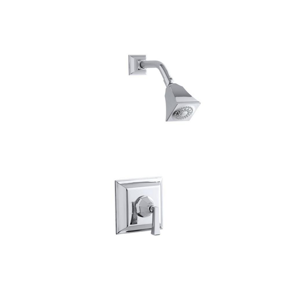 KOHLER Memoirs Stately 1-Handle Tub and Shower Faucet Trim Kit with ...