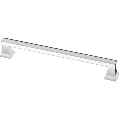 Modern A-Line 6-5/16 in. (160 mm) Polished Chrome Drawer Pull