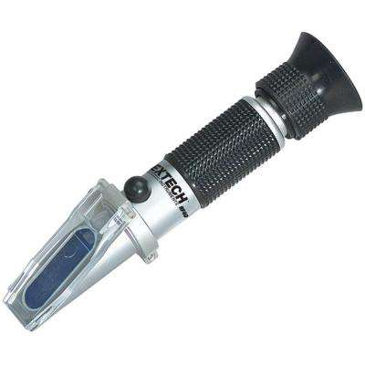 Portable Battery Coolant/Glycol Refractometer with ATC