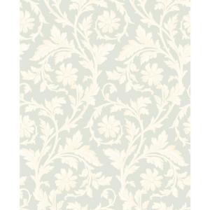 York Wallcoverings Tonal Damask Wallpaper by York Wallcoverings