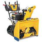 3X 30 in. 420 cc Track Drive Three-Stage Snow Blower with Electric Start Gas Steel Chute Power Steering Heated Grips