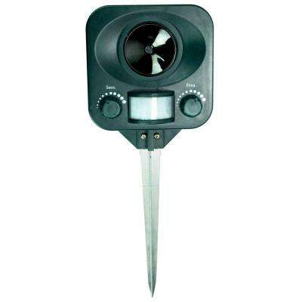 #1 Best Seller Solar Yard Gard Ultrasonic Animal Repeller Animal Control
