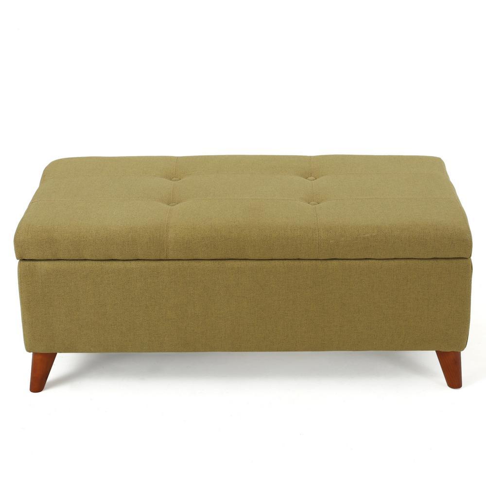 Fantastic Green Ottomans Living Room Furniture The Home Depot Spiritservingveterans Wood Chair Design Ideas Spiritservingveteransorg