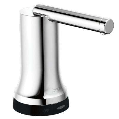 Contemporary Touch2O.xt Soap Dispenser in Chrome