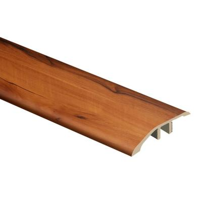 Ivory Maple 1/3 in. Thick x 1-13/16 in. Wide x 72 in. Length Vinyl Multi-Purpose Reducer Molding