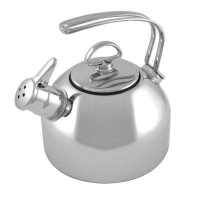 Classic 7.2-Cups Stainless Steel Tea Kettle