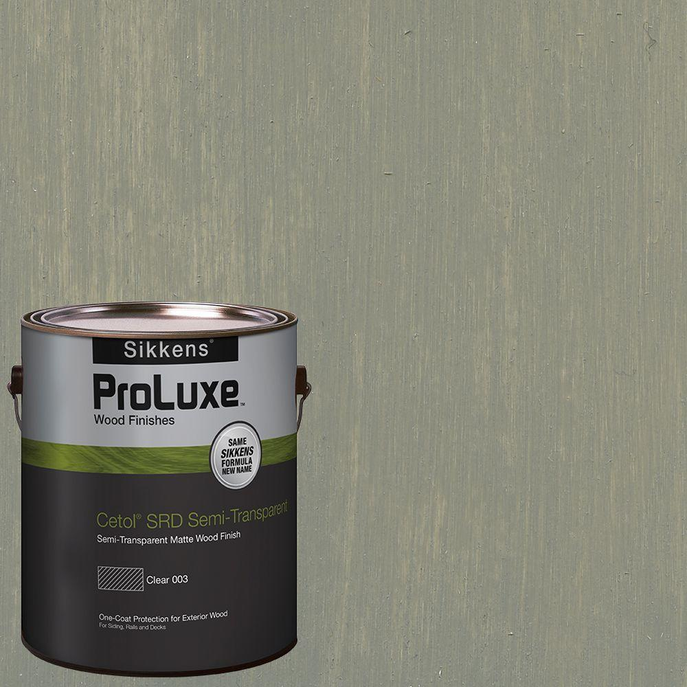 Sikkens Proluxe 1 Gal Natural Cetol Srd Exterior Wood