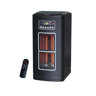 Life Pro Series 18 in. 1500-Watt Infrared Tower Heater with Remote