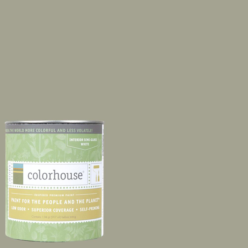 Colorhouse 1 qt. Nourish .03 Semi-Gloss Interior Paint