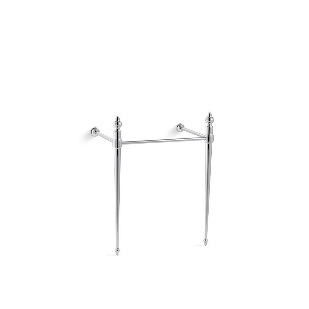 Charmant KOHLER Memoirs Console Table Legs In Polished Chrome
