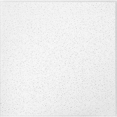 Fine Fissured 2 ft. x 2 ft. Tegular Ceiling Panel (Case of 16)