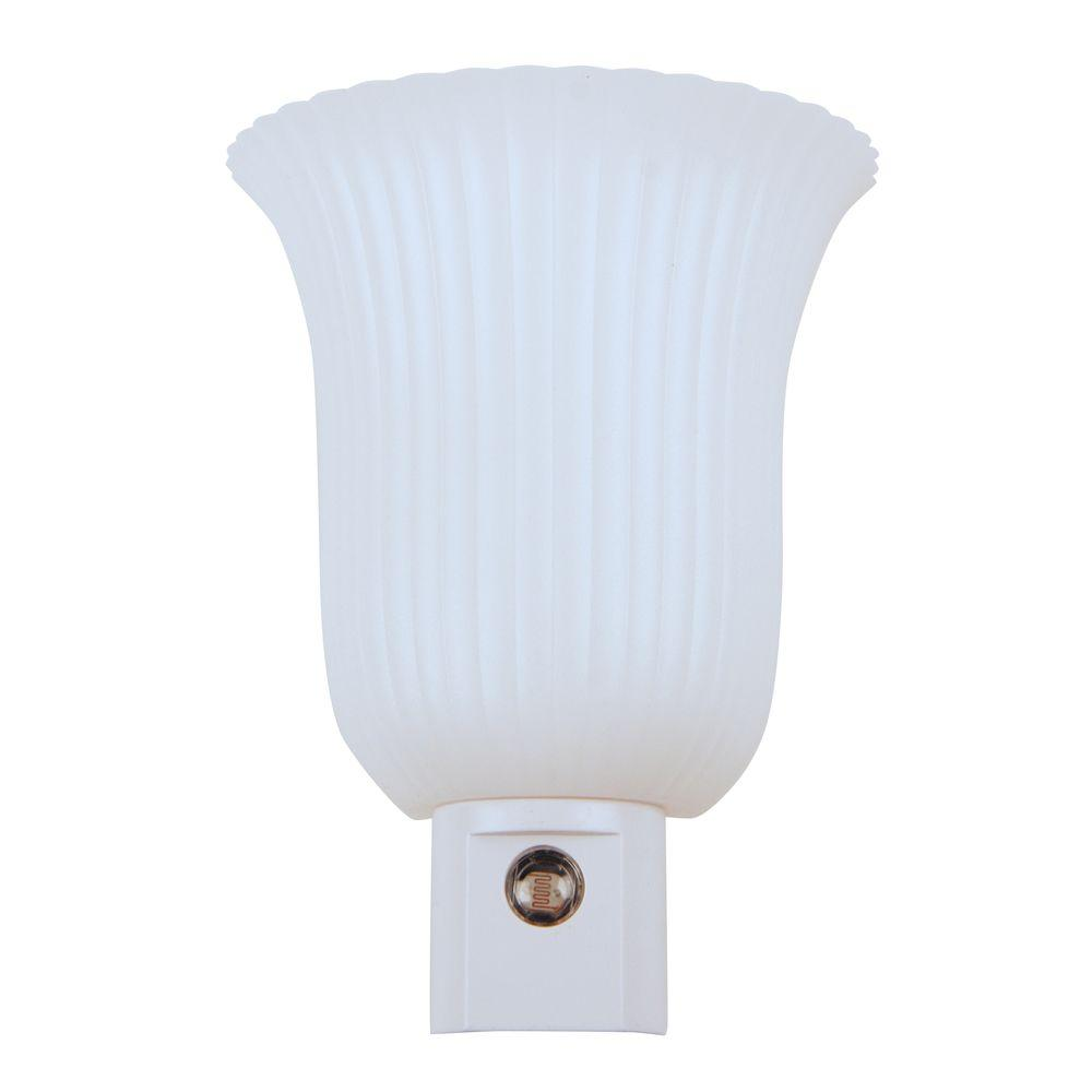 Tulip Automatic Soft White Specialty LED Night Light