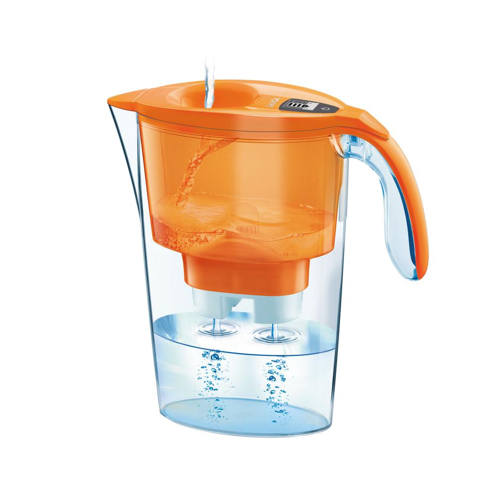 LAICA 97 Cup Water Filtering Pitcher 3000 Series J432H