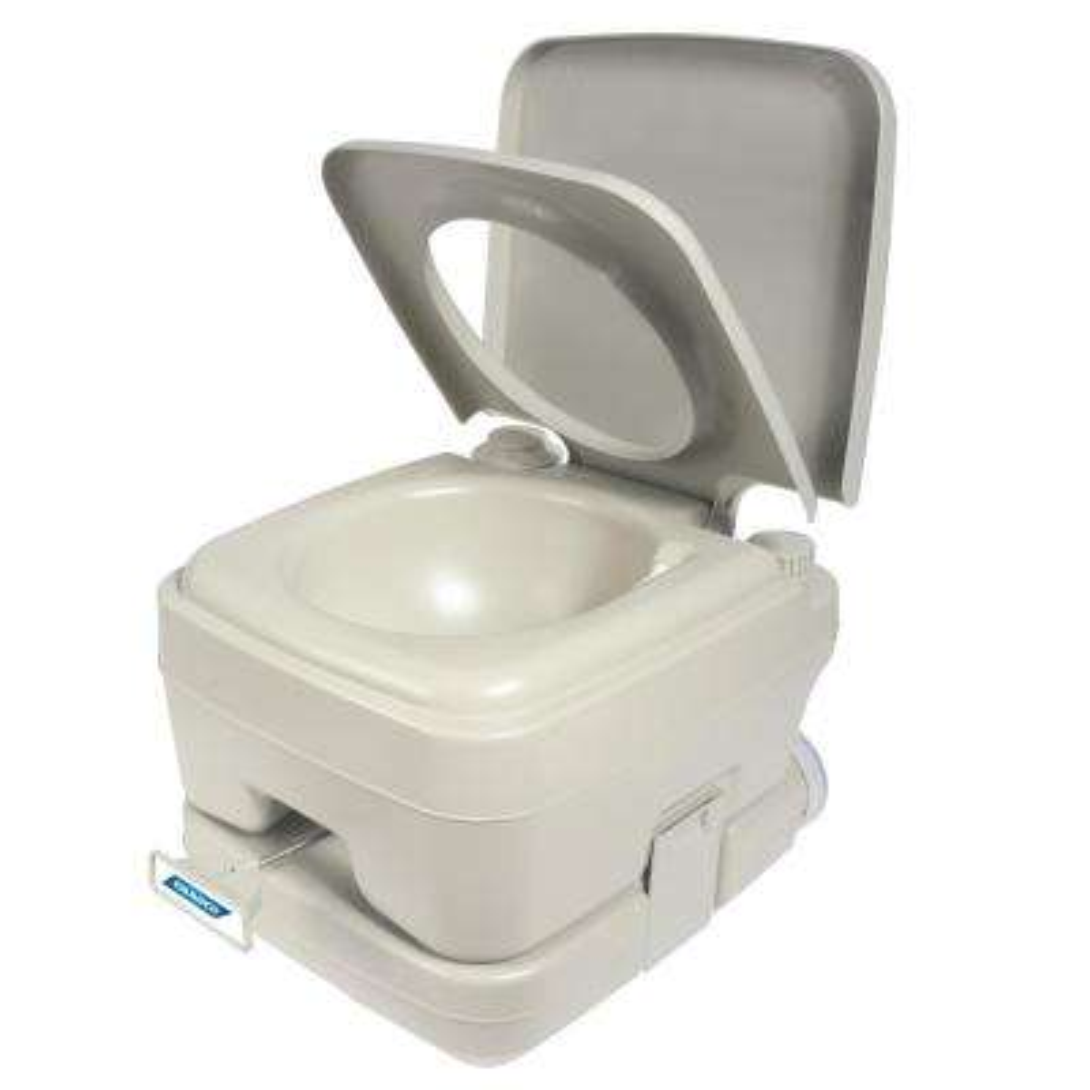 Portable Toilet - 2.6 Gal.