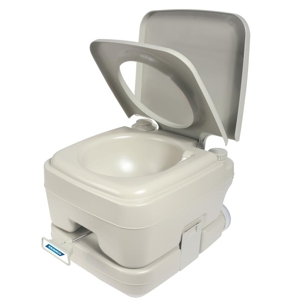 Portable Toilet - 2.6 Gal.