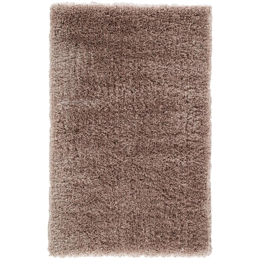 Madrid Taupe Beige Ultra Modern Living Room Furniture 3: Jaipur Rugs Shag Simply Taupe 2 Ft. X 3 Ft. Solid Accent
