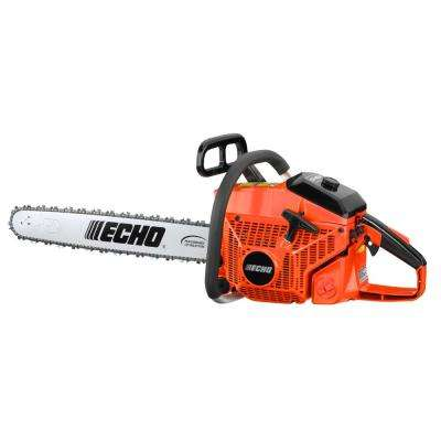 32 in. 80.7 cc Gas 2-Stroke Cycle Chainsaw