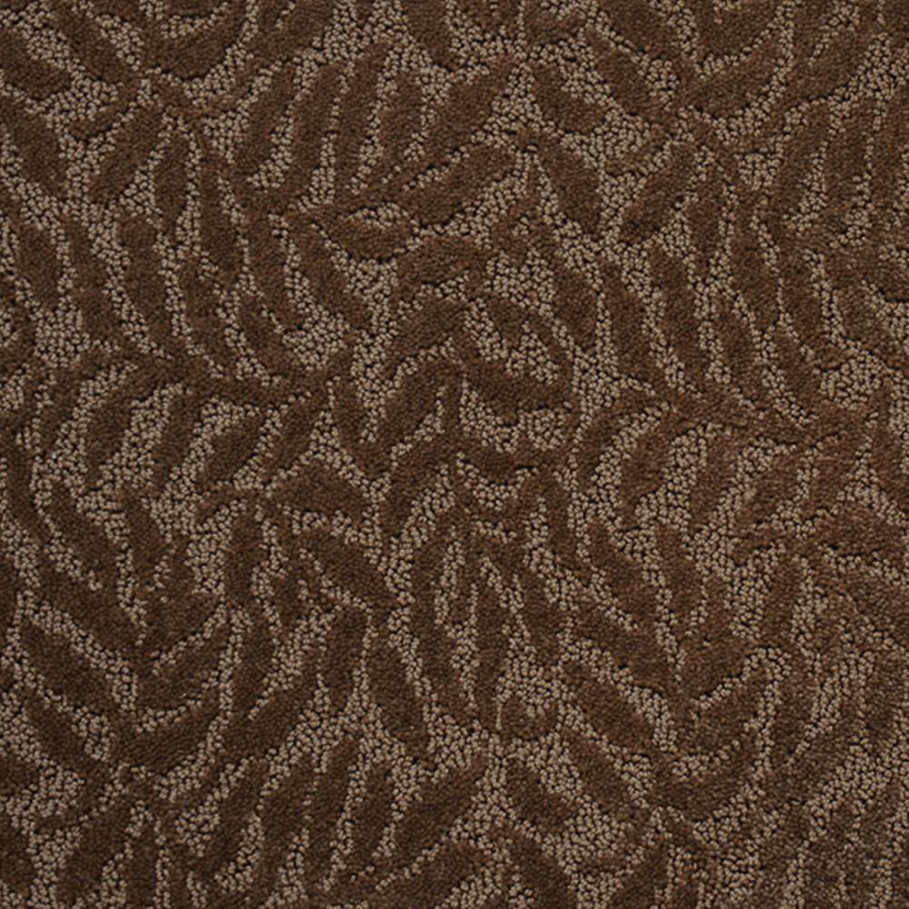 Kraus Carpet Sample Fairlawn Color Spanish Soleil