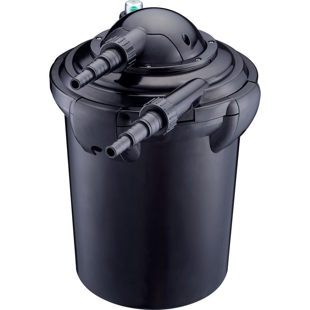 UV-C Filter 1000 Gallon with 7W UVC