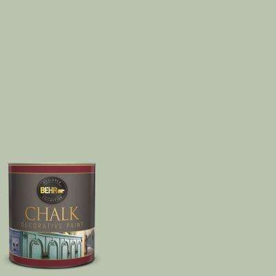 1-qt. #BCP22 Creme De Mint Interior Chalk Finish Paint