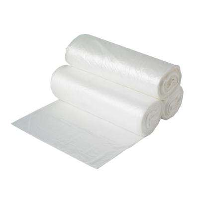 7 Gal. to 10 Gal. Clear Source Reduction High Density Trash Bag (1000-Count)