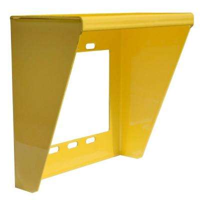Weather Guard Door Box - Yellow