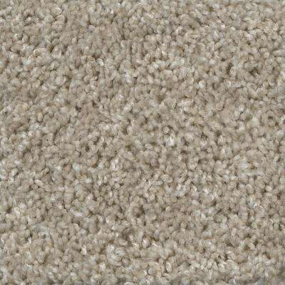 Lucky I - Color Star Texture 12 ft. Carpet