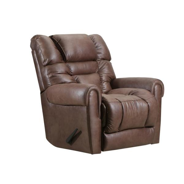 Lane Gatlin Mocha Medium Brown Rocker Recliner 4210-19 Gatlin Mocha