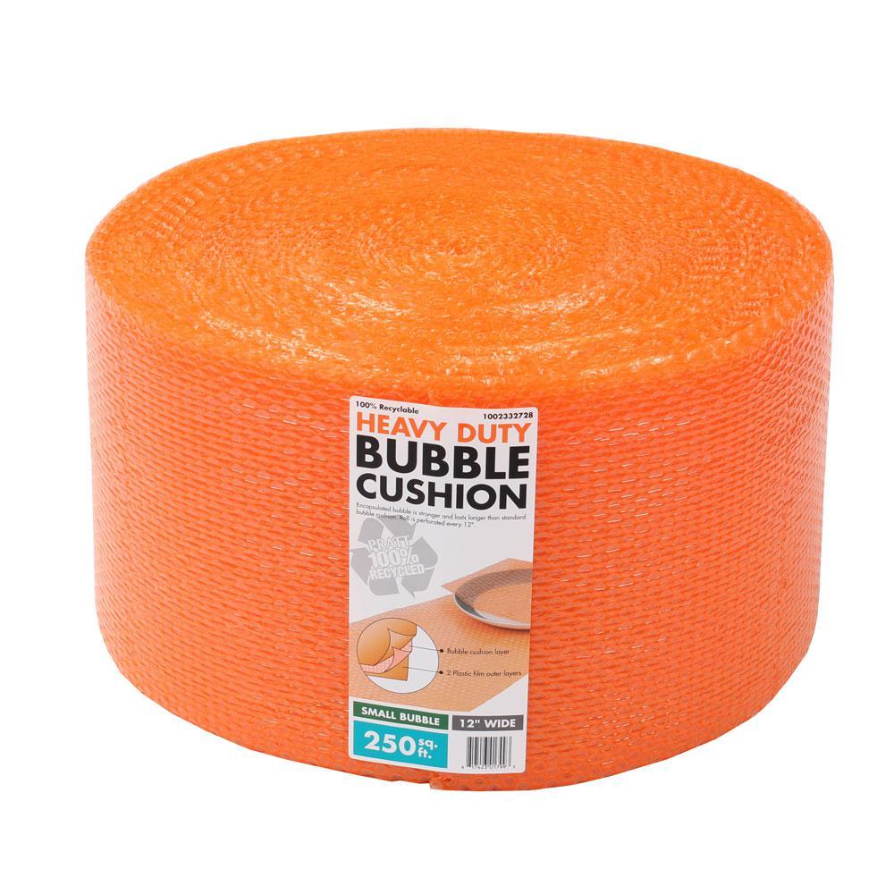 3/16 in x 12 in. x 250 ft. Heavy Duty Bubble Cushion