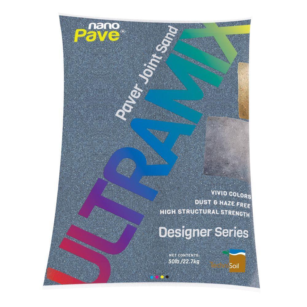 UltraMix Designer Series 50 lb. Charcoal Blue Blend Paver Joint Sand Bag