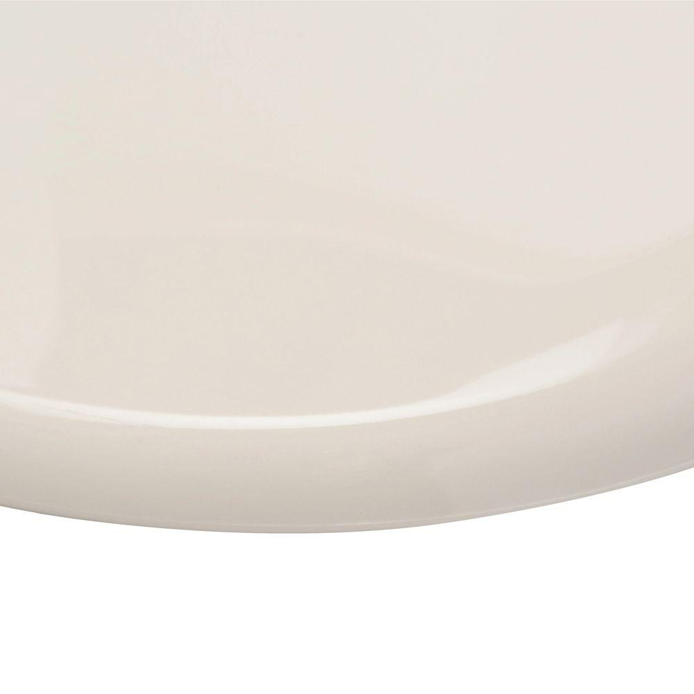 Amazing Bemis Slow Close Sta Tite Round Closed Front Toilet Seat In Bone Pdpeps Interior Chair Design Pdpepsorg