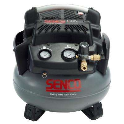 6 Gal. 1.5 HP Pancake Electric Air Compressor